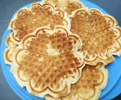 Heike's leckere Butterwaffeln