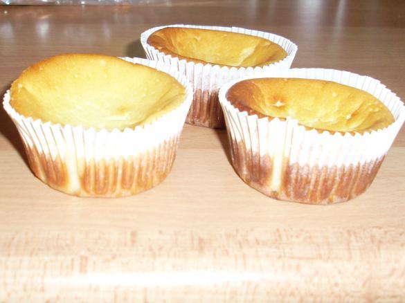 Kasekuchen Muffins Von Wonneproppen2004 Ein Thermomix Rezept