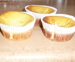 Käsekuchen - Muffins