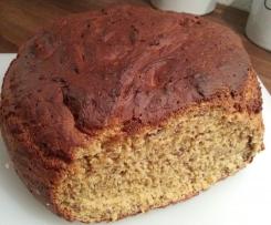 Dinkel-Vollkorn-Brot mit Lupinenmehl