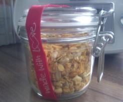 Knuspermüsli mit Cornflakes