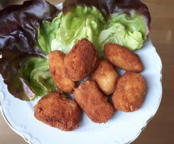 Schinken Käse Krapferl