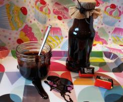 Kaffee-Schoko-Sirup mit PocketCoffee Pralinen ♡