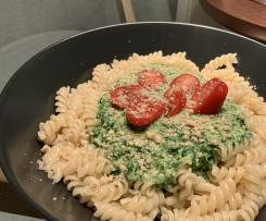 Rahmspinat Sauce (vegan)