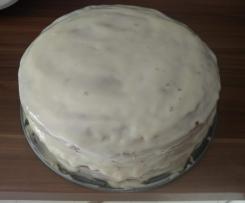 Philipp's Carrot Cake / Karottenkuchen