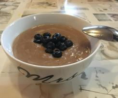 Porridge Nutella-Banane / Soulfood