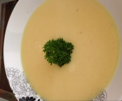 Apfel Sellerie Suppe
