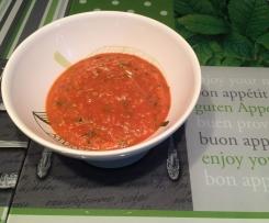 Tomatensosse mit Gemüse