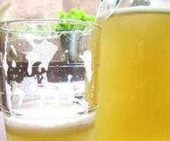 Ingwer-Zitronen-Limonade