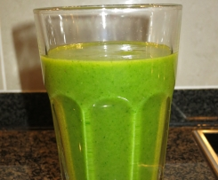 Green Smoothie - grüner Smoothie
