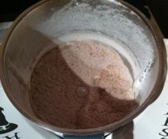 Kindercappuccino-Pulver