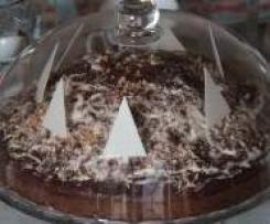 Birnen-Quark-Torte