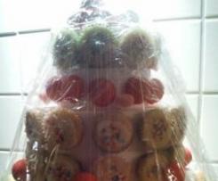 Mini Möhren Muffins