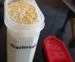Variation Kräutersalz