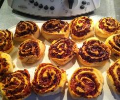Pizzaschnecken von Frau Thermo