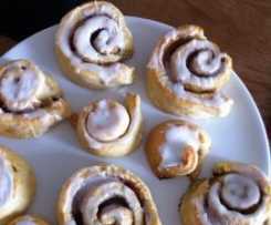 Cinnamon Scrolls (Zimtschnecken)