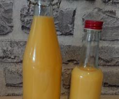 Sonjas Eierlikör mit Wodka