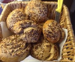 Bäckerbrötchen ganz einfach