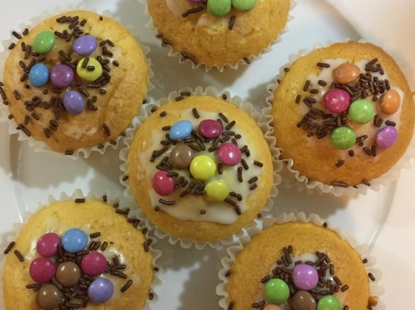 Einfache Muffins Von Eli78 Ein Thermomix Rezept Aus Der Kategorie