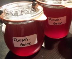 Punsch-Gelee (alkoholfrei)