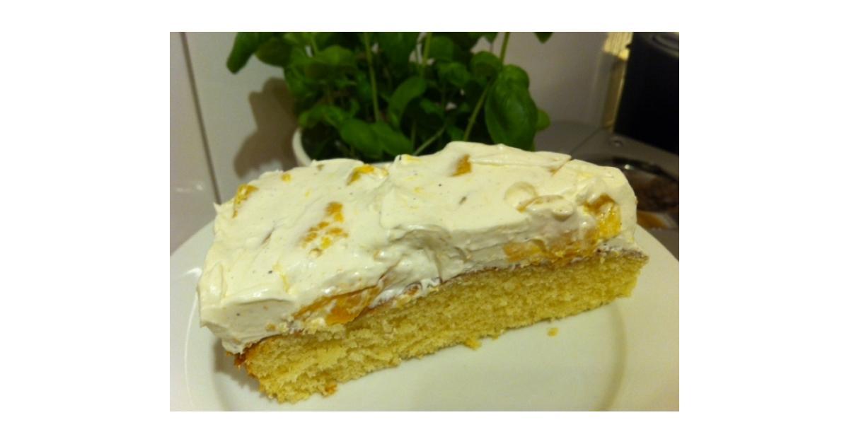 Fanta Kuchen 26er Springform Von Nanneken Ein Thermomix Rezept