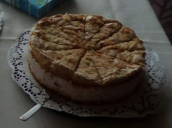 Erdbeer Mascarpone Torte Von Theo Koch Ein Thermomix Rezept Aus