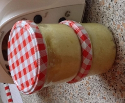 Knoblauch - Ingwer Paste