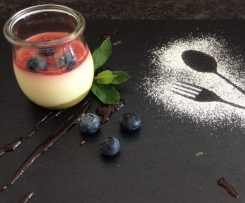 Rhabarber - Cocos - Cream