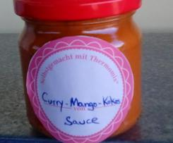 Curry Mango Kokos Sauce ( vegan )