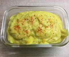Veganer Blumenkohl-Kartoffel-Aufstrich