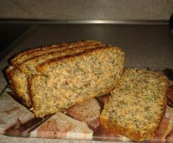 Möhren-Eiweiß-Brot