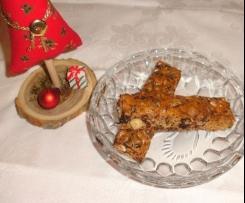 Weihnachtliche Teestangen