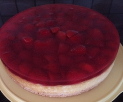 Erdbeer-Schmand-Kuchen
