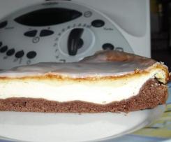 Dreischicht Kuchen - laktosefrei -