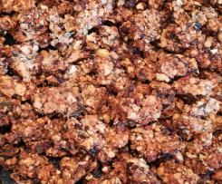 Nuss-Granola LowCarb