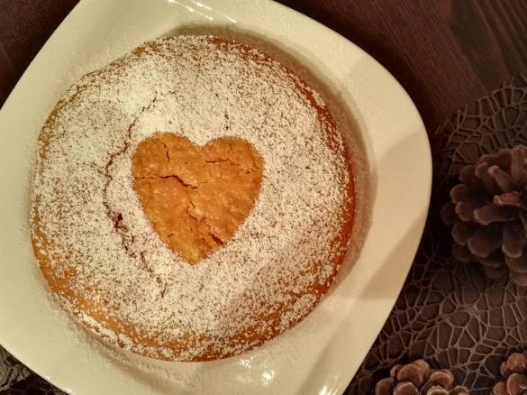 Winterlicher Hokaido Kurbis Kuchen I Vegan Von Lisa Markus Ein