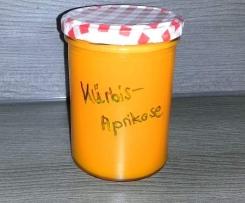 Kürbis-Aprikose-Marmelade