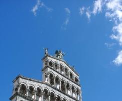 Nocciola Nuss-Nugat Eiscreme wie beim Italiener in Lucca