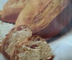 Filoni Baguette aus Hartweizen
