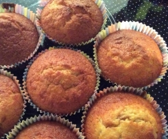 Amaretto Kokos Muffin