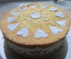 Mandarinen-Käsesahne-Torte