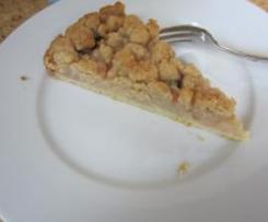Birnen-Cranberry-Pie