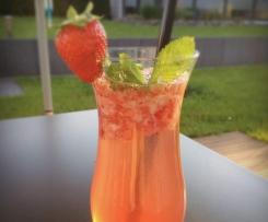 Erdbeer Caipi