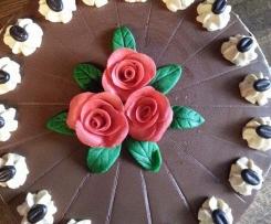 Mocca-Joghurt-Torte