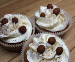 Marzipan-Apple Cupcakes *Milchfrei*