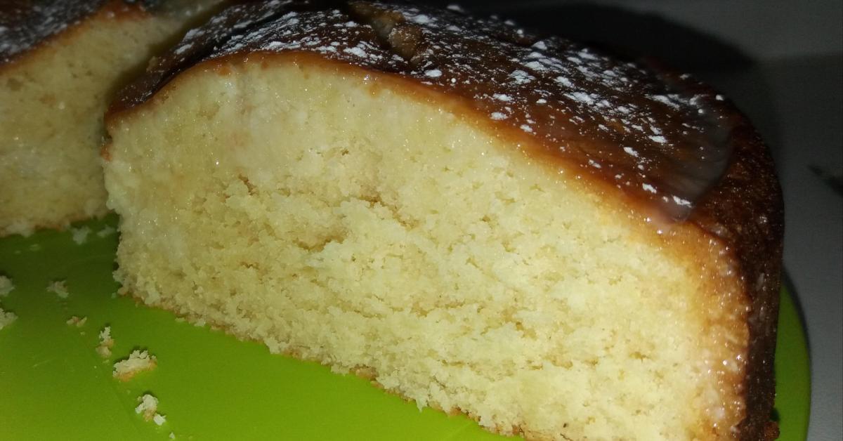 Saftiger Kokosnuss Kuchen Mit Kokosnussmilch Von Josefine16 Ein