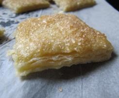 Sahne-Schnitzel (Kekse)