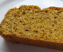 Nuss-Möhrenkuchen 179 Kalorien/Stück