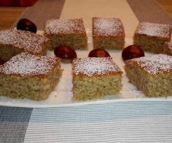 Lebkuchen vom Blech