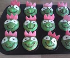 Froschkönig-Muffins